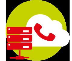 TECNOLOGIA VIRTUAL: TELEFONIA ALLOTJADA AL WEB